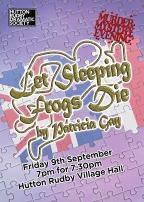 Let Sleeping Frogs Die