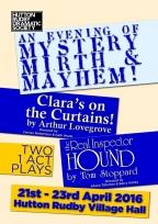 Mystery Mirth & Mayhem