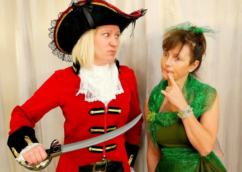Hook & Tinkerbell