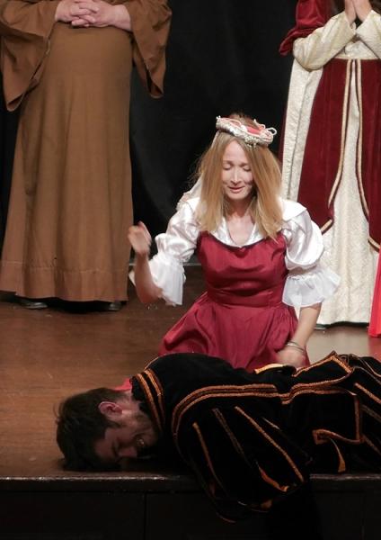Romeo & Juliet Sped Up