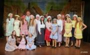 Adult & Junior Chorus as villagers