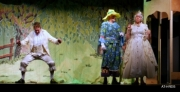 King Ralph, Dame Hetty Hairspray & Queen Rose